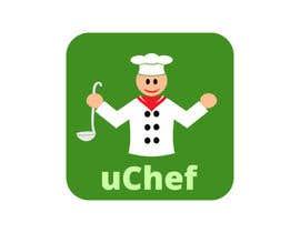 Nro 69 kilpailuun Design a Logo for uChef käyttäjältä vladimirsozolins