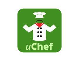 vladimirsozolins tarafından Design a Logo for uChef için no 72