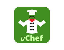 Nro 72 kilpailuun Design a Logo for uChef käyttäjältä vladimirsozolins