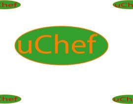 #25 para Design a Logo for uChef por bdlabs4