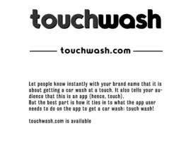 Nro 174 kilpailuun Name my Ondemand Car Wash App käyttäjältä addytorials