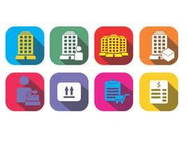 Nro 5 kilpailuun Icon design for Windows application käyttäjältä fastdelivery2