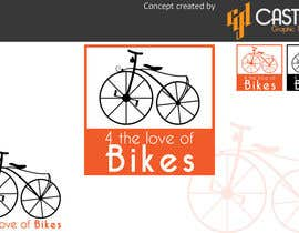 CasteloGD tarafından Design a Logo for Bicycle Blog/social media için no 58