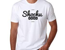 nº 50 pour Design a T-shirt: Shochu is good. par hrbwebmedia