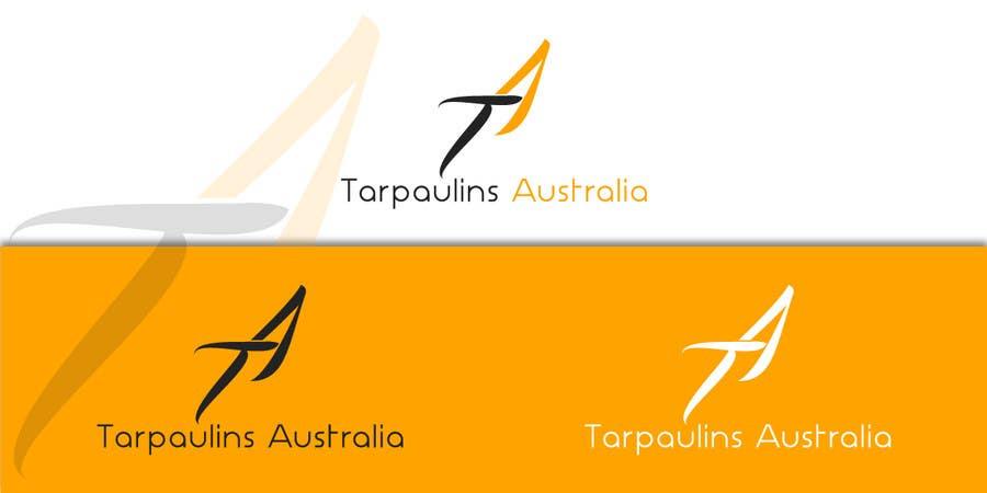 #103 for Design a Logo for my tarpaulin business by janithnishshanka