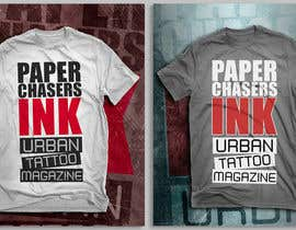 Nro 14 kilpailuun Design a T-Shirt käyttäjältä isarey