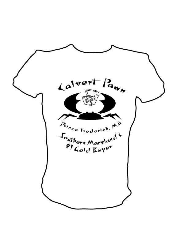 Konkurrenceindlæg #                                        31                                      for                                         Graphic Design for Calvert Pawn LLC