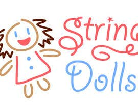 #3 cho Design a Logo for String Dolls quirky, handmade, fun and eco-friendly product bởi elkhal