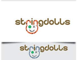 #67 cho Design a Logo for String Dolls quirky, handmade, fun and eco-friendly product bởi utrejak