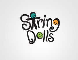 #70 cho Design a Logo for String Dolls quirky, handmade, fun and eco-friendly product bởi jvencilao