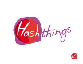 #80 para Design a Logo for Hashthings por NamalPriyakantha