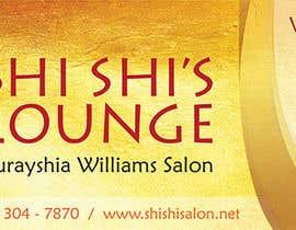 OndinaLeon tarafından Design a Professional Banner for Hair Salon için no 22