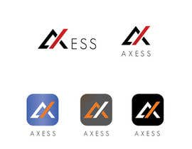 #30 for Design a Logo for Axess mobile app af naimatali86
