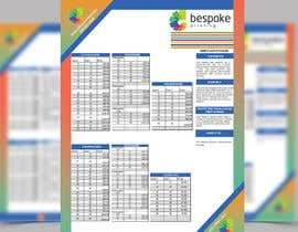 bodiar tarafından Design an wholesale prices list handout fly için no 16