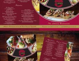 Nro 35 kilpailuun A Flyer for restaurant käyttäjältä prijatel