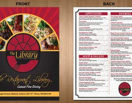 #42 for A Flyer for restaurant by teAmGrafic