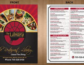 #49 for A Flyer for restaurant by teAmGrafic