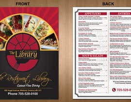#53 for A Flyer for restaurant by teAmGrafic