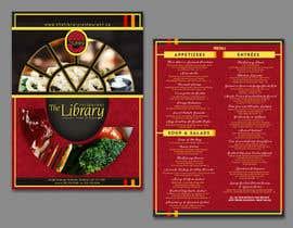 Nro 64 kilpailuun A Flyer for restaurant käyttäjältä wtrinidad