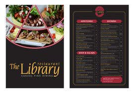 #66 for A Flyer for restaurant by Belosheykin