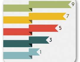Nro 5 kilpailuun Design an Sales Chart Icon käyttäjältä agusprieto