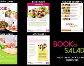 Nro 26 kilpailuun Need Designs for our New Recipe Book - SEALED AND GUARANTEED käyttäjältä adidoank123