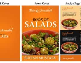 Nro 19 kilpailuun Need Designs for our New Recipe Book - SEALED AND GUARANTEED käyttäjältä jhess31