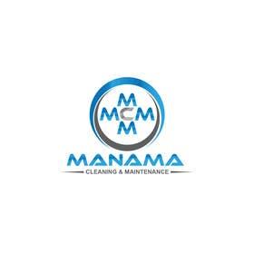 NAK4Logos tarafından Design a Logo for Manama Cleaning & Maintenance Company için no 92
