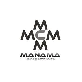 NAK4Logos tarafından Design a Logo for Manama Cleaning & Maintenance Company için no 93