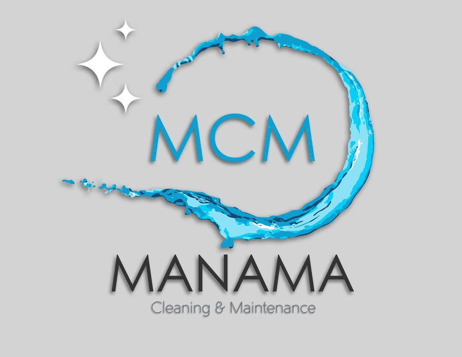 Kilpailutyö #51 kilpailussa Design a Logo for Manama Cleaning & Maintenance Company