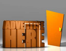 "#85 para Design a Banner for ""Advertise Here "" por GrannyLeone"
