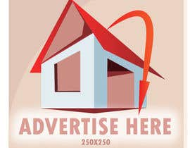 "#76 para Design a Banner for ""Advertise Here "" por nimishbatra"