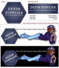 #20 for Design Logo, Name Card & Banner for Apparel Company by dclary2008