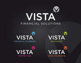 #852 untuk Logo Design for Vista Financial Solutions oleh JoGraphicDesign