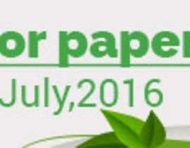 Nro 15 kilpailuun Design Website Banner and Poster for Conference käyttäjältä SLP2008