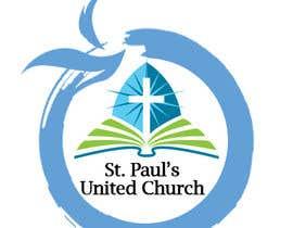 Nro 42 kilpailuun New Logo for a Church käyttäjältä Nightravyn