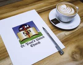 Nro 35 kilpailuun New Logo for a Church käyttäjältä malladiDivya