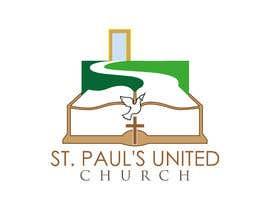 Nro 24 kilpailuun New Logo for a Church käyttäjältä rami1985