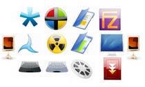 Graphic Design Entri Peraduan #14 for Design some Icons for my website