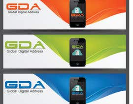 #19 para Design a Logo for DGA (Global Digital Address) por Don67