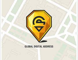 #55 para Design a Logo for DGA (Global Digital Address) por Kuzyajr