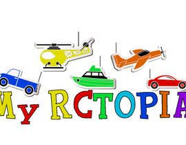 #26 for Design a Logo for a website all about Radio Controlled Toys by Chewpo