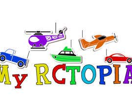#28 for Design a Logo for a website all about Radio Controlled Toys by Chewpo