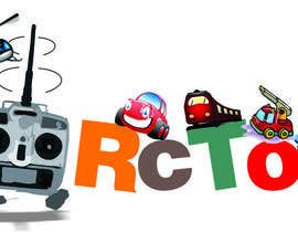 #15 for Design a Logo for a website all about Radio Controlled Toys by granapco