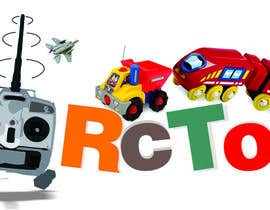 #51 untuk Design a Logo for a website all about Radio Controlled Toys oleh granapco