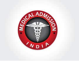 #24 para Design a Logo for Medical Admission India por softwarewizard