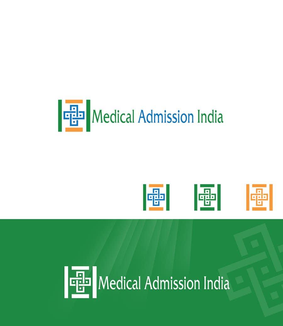 Bài tham dự cuộc thi #8 cho Design a Logo for Medical Admission India