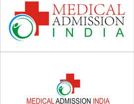 #71 for Design a Logo for Medical Admission India af yosika100