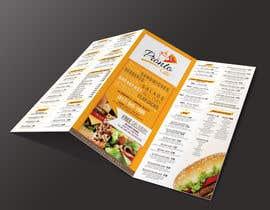 RFDS tarafından Layout a Pizzeria Menu için no 22