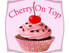 RichardandCherry tarafından Logo for 'Cherry On Top' için no 17